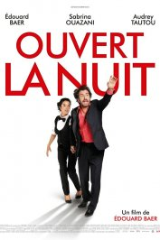 background picture for movie Ouvert la nuit