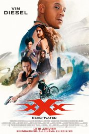 background picture for movie xXx : Reactivated
