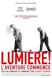 background picture for movie Lumière ! L'aventure commence
