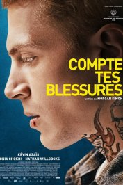 background picture for movie Compte tes blessures