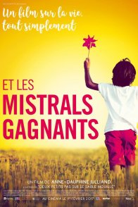 Affiche du film : Et les mistrals gagnants