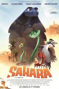 Affiche du film : Sahara