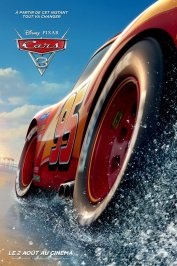 background picture for movie Cars 3
