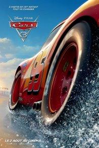 Affiche du film : Cars 3