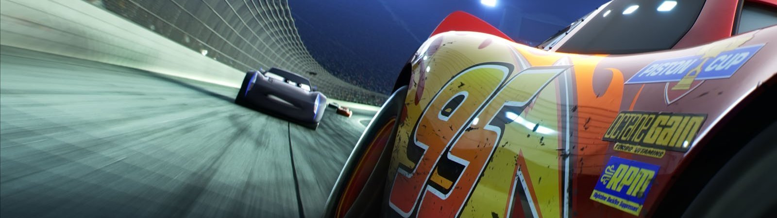 Photo du film : Cars 3