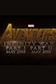 Affiche du film : Avengers 3 : Infinity War - partie 1