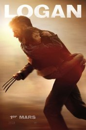 background picture for movie Logan