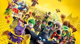 Affiche du film : Lego Batman : le film