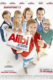 background picture for movie Alibi.com