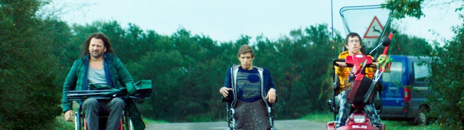 Photo du film : Roues libres