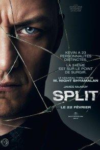 Affiche du film : Split