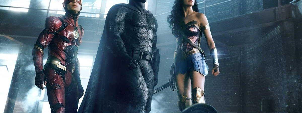 Photo du film : Justice league
