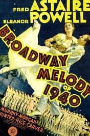 Affiche du film : Broadway qui danse