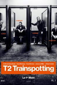 Affiche du film : T2 Trainspotting