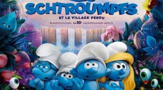Affiche du film : Les Schtroumpfs et le village perdu