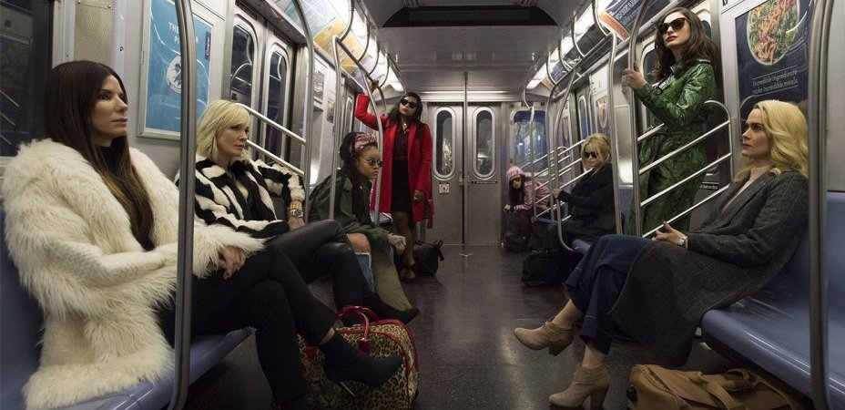 Photo du film : Ocean's Eight