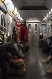 background picture for movie Ocean's Eight