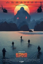 background picture for movie Kong: Skull Island