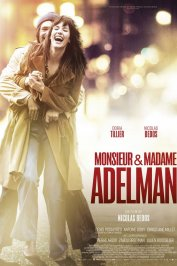 background picture for movie Monsieur & Madame Adelman