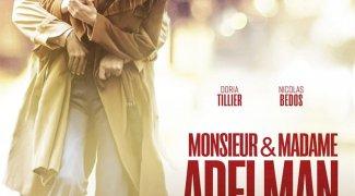 Affiche du film : Monsieur & Madame Adelman