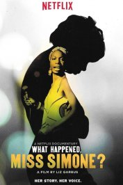 background picture for movie What Happened, Miss Simone ?