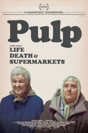 Affiche du film : Pulp, a film about life, death & supermarkets