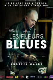 background picture for movie Les Fleurs Bleues