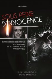 background picture for movie Sous peine d'innocence
