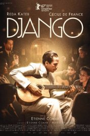 background picture for movie Django