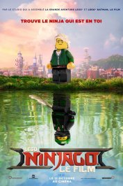 background picture for movie LEGO Ninjago