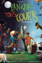 background picture for movie Panique tous courts