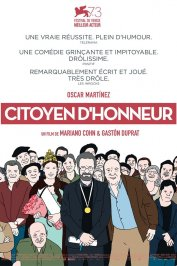 background picture for movie Citoyen d'honneur