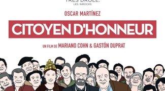 Affiche du film : Citoyen d'honneur