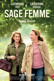 background picture for movie Sage femme