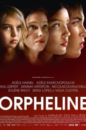 background picture for movie Orpheline