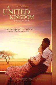 Affiche du film : A United Kingdom