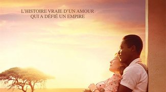 Affiche du film : A United Kingdom