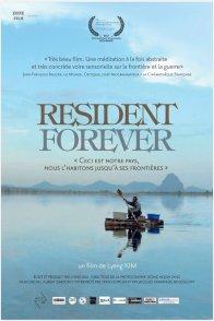 Affiche du film : Resident Forever