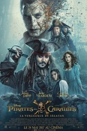 background picture for movie Pirates des Caraïbes : La vengeance de Salazar