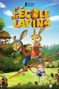 Affiche du film : L'école des lapins