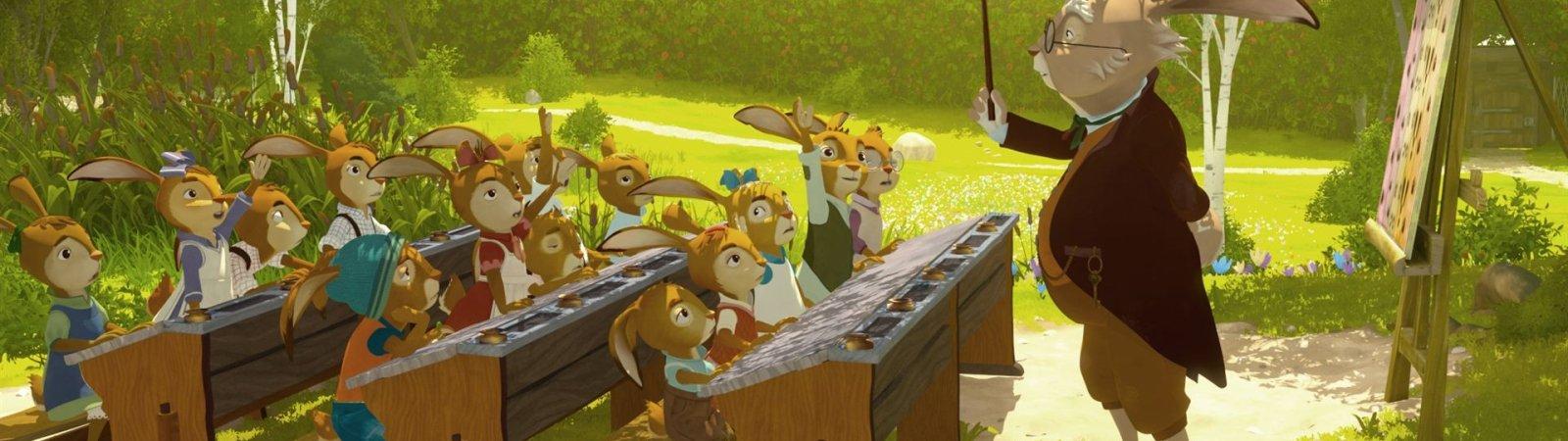 Photo du film : L'école des lapins