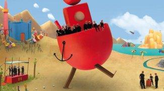 Affiche du film : Le conte des sables d'or