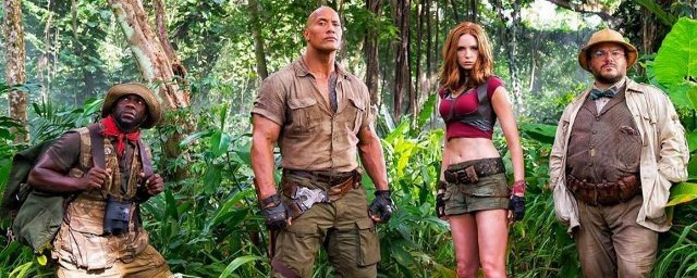 Photo du film : Jumanji: Welcome to the Jungle