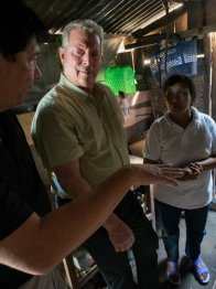 Photo dernier film Al Gore