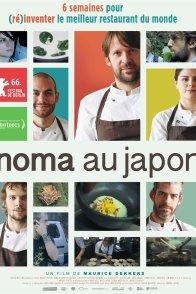 Affiche du film : Noma au Japon : Réinventer le meilleur restaurant au monde