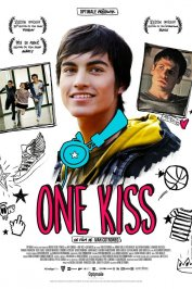 background picture for movie One Kiss