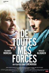 Affiche du film : De toutes mes forces
