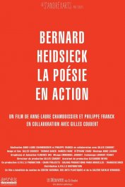 background picture for movie Bernard Heidsieck, la poésie en action
