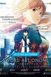 background picture for movie Sword Art Online : The Movie