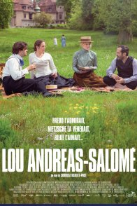 Affiche du film : Lou Andreas-Salomé